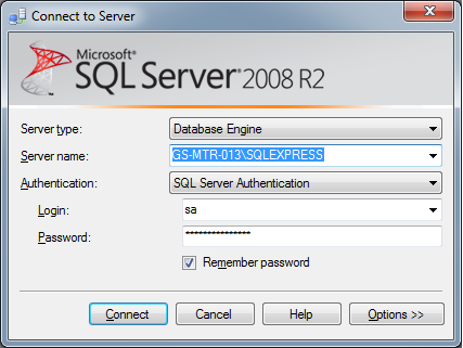 How to backup and restore Primavera P6 SQL database