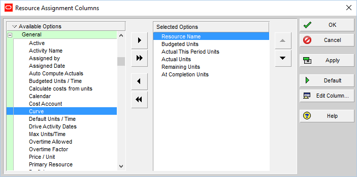 How to assign resource, resource loading, make resource plan in Primavera P6-19