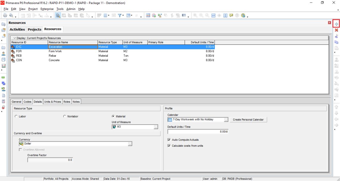how-to-assign-resource-resource-loading-make-resource-plan-in-primavera-p6-2