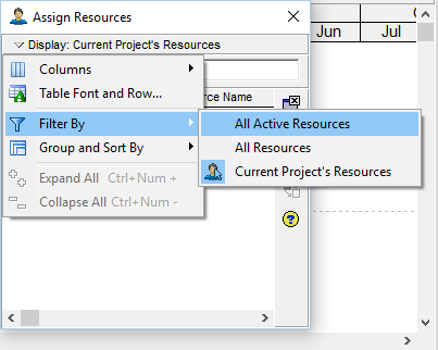 how to create resources in primavera p6