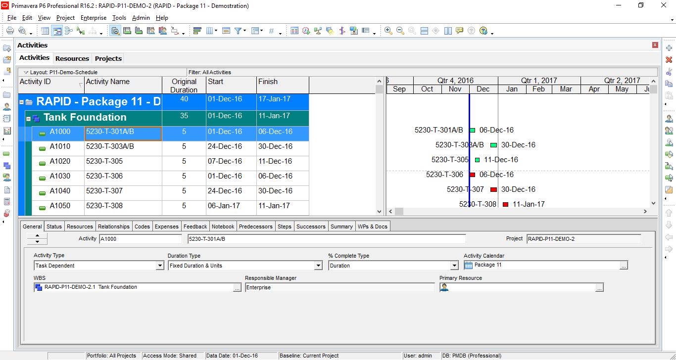 how to define resource productivity in primavera p6 and create rh doduykhuong com Primavera 6 Logo Oracle Primavera Software
