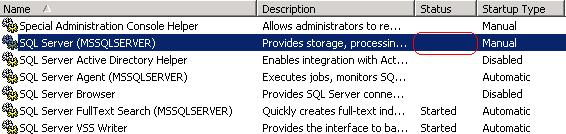Primavera P6 Professional Unable to connect to the database error-4