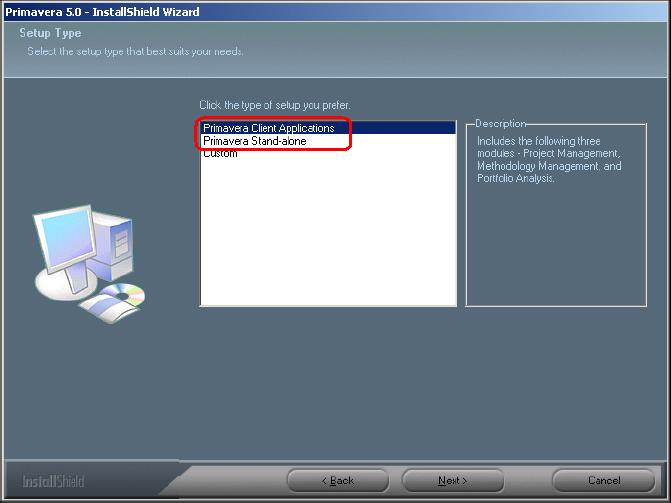 Primavera P6 Professional Unable to connect to the database error-9