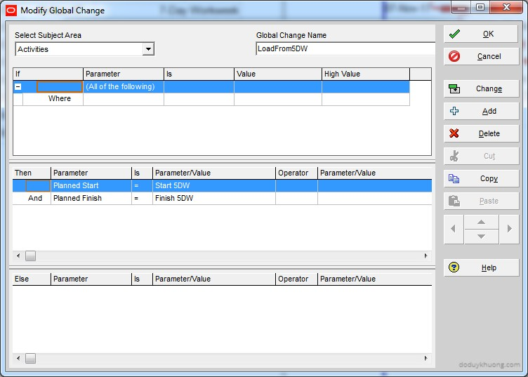 Change 5 Day Workweek to 7 Day Workweek but keep Project Finish Date unchanged in Primavera P6-10