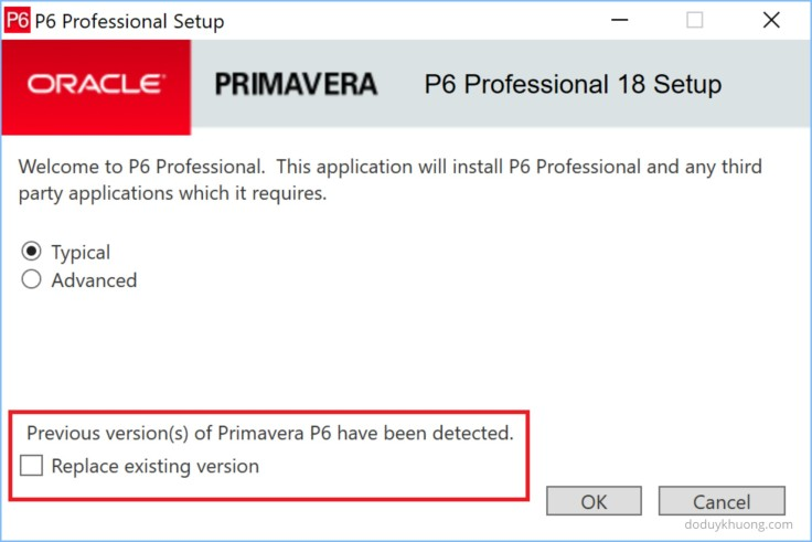 How to Install 2 Primavera P6 versions on the same computer-2